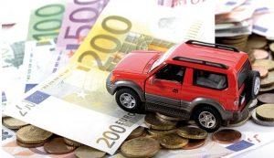 Ušetrené peniaze s modelom auta
